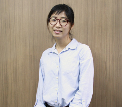 Kee Wen Hui | Laboratory Assistant