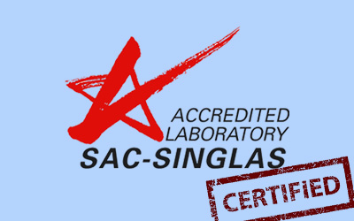 Indoor Air Quality Consultants Sucessfully Renews SAC-SINGLAS Accreditation