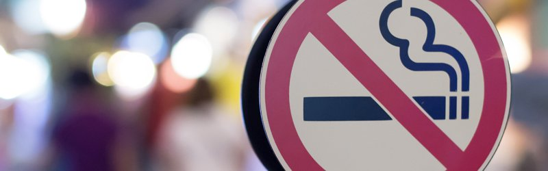 No Smoking Indoors | How to Achieve Good Indoor Air Quality for Your Workplace