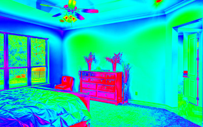 Use of Infrared Thermal Imaging in Indoor Environmental Investigations in Singapore